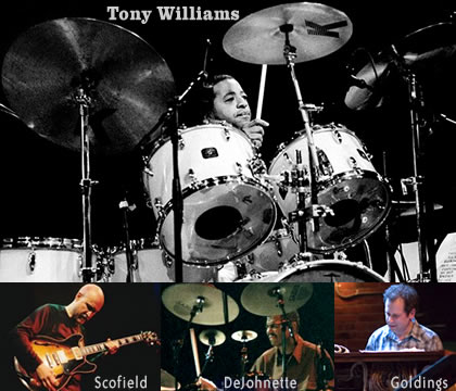 Tony Williams / Trio Beyond