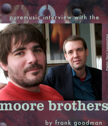 The Moore Brothers