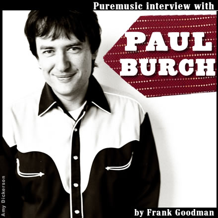 interview with Paul Burch