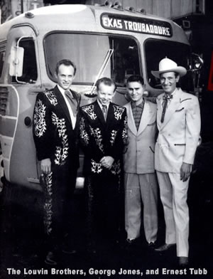 getting to the Louvin Brothers