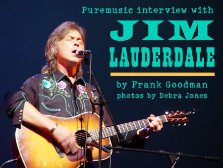 puremusic interview with Jim Lauderdale