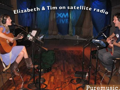 Elizabeth Cook & Tim Carroll on satellite radio