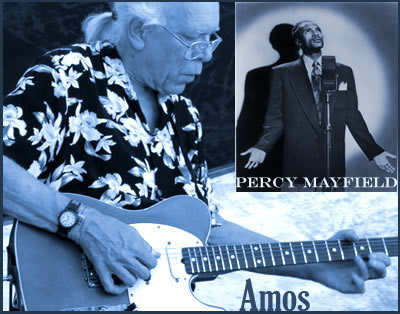 Amos Garrett / Percy Mayfield