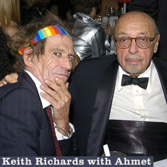 Keith with Ahmet