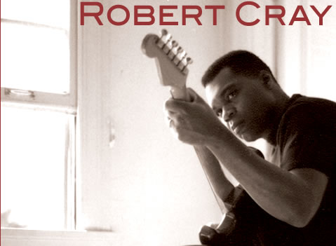 Puremusic interview with Robert Cray