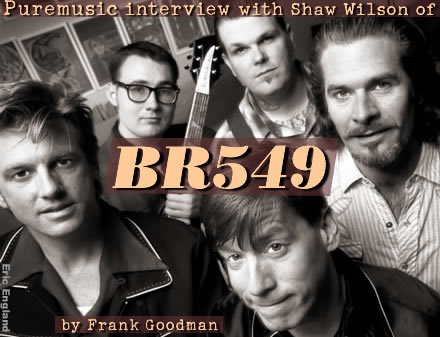 Puremusic interview with BR549