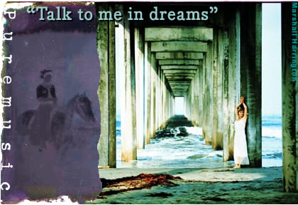 "Erika Luckett   ""Talk to me in dreams"""