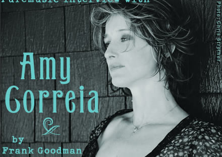 Puremusic interview with Amy Correia