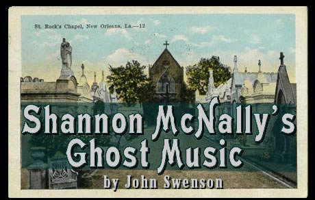 Shannon McNally's Ghost Music