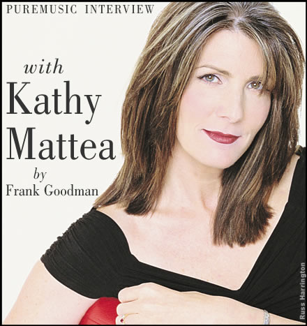 Puremusic interview with Kathy Mattea