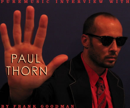 Puremusic interview with Paul Thorn