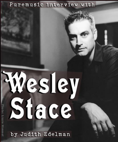 Puremusic interview with Wesley Stace