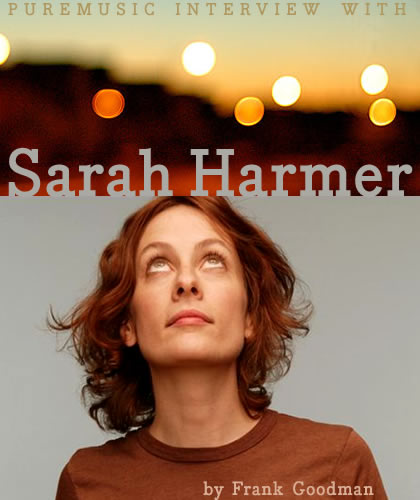 Puremusic interview with Sarah Harmer