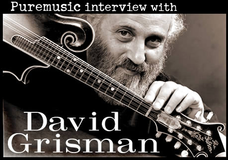 Interview with David Grisman