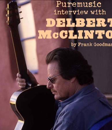 Interview with Delbert McClinton