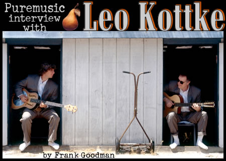 Interview with Leo Kottke by Frank Goodman